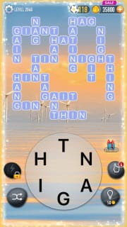 Word Crossy Level 2846 Answers
