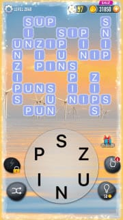 Word Crossy Level 2848 Answers