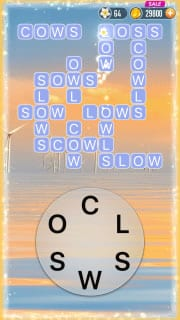 Word Crossy Level 2849 Answers