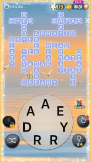 Word Crossy Level 2853 Answers