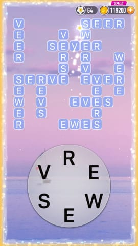 Word Crossy Level 288 Answers
