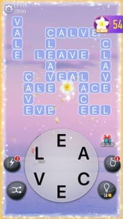 Word Crossy Level 2886 Answers