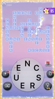 Word Crossy Level 2889 Answers