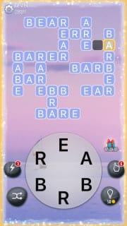 Word Crossy Level 2891 Answers