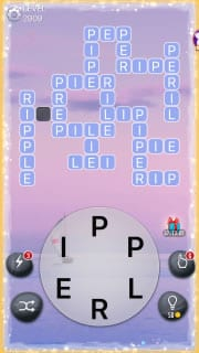 Word Crossy Level 2909 Answers