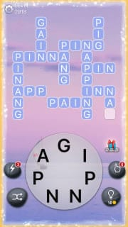 Word Crossy Level 2918 Answers
