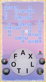 Word Crossy Level 2919 Answers