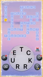 Word Crossy Level 2920 Answers