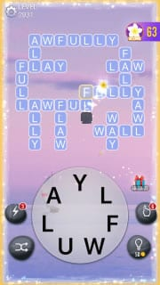 Word Crossy Level 2931 Answers