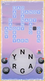 Word Crossy Level 2933 Answers