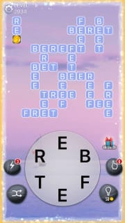 Word Crossy Level 2934 Answers