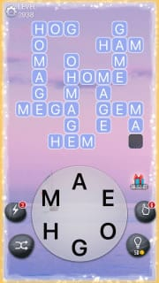 Word Crossy Level 2938 Answers