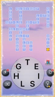 Word Crossy Level 2941 Answers
