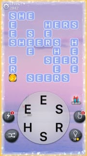 Word Crossy Level 2942 Answers