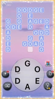 Word Crossy Level 2951 Answers