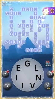Word Crossy Level 2972 Answers