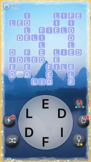 Word Crossy Level 2981 Answers