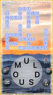 Word Crossy Level 2989 Answers