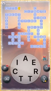 Word Crossy Level 3052 Answers