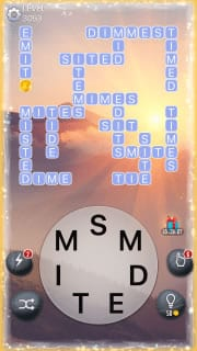 Word Crossy Level 3053 Answers