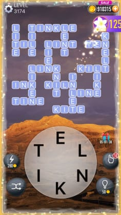 Word Crossy Level 3174 Answers