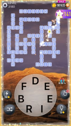 Word Crossy Level 3180 Answers