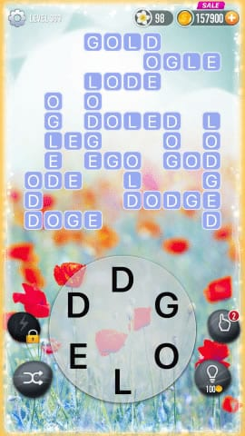 Word Crossy Level 363 Answers