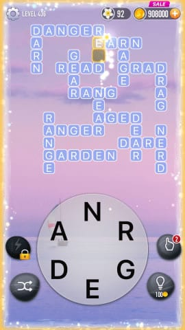 Word Crossy Level 436 Answers