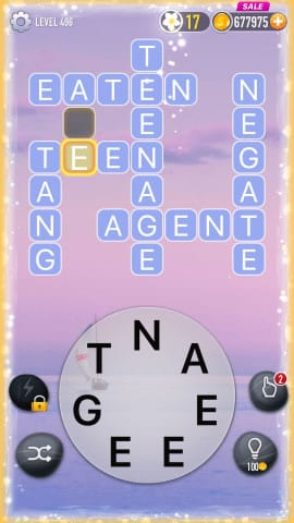 Word Crossy Level 496 Answers
