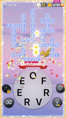 Word Crossy Level 546 Answers