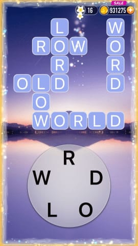 Word Crossy Level 55 Answers