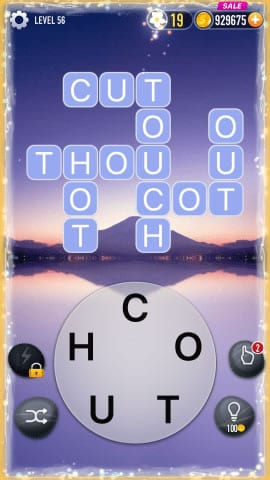 Word Crossy Level 56 Answers