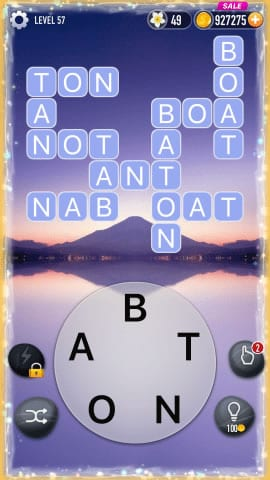 Word Crossy Level 57 Answers