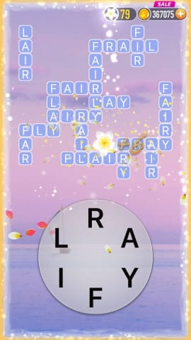 Word Crossy Level 573 Answers