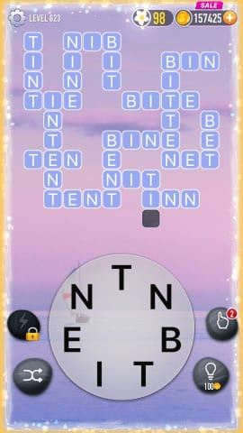 Word Crossy Level 623 Answers
