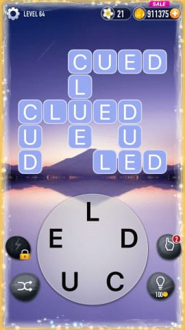 Word Crossy Level 64 Answers