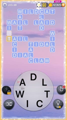 Word Crossy Level 688 Answers