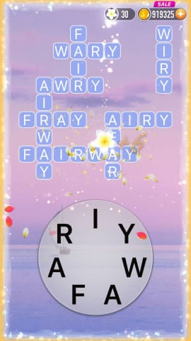 Word Crossy Level 689 Answers