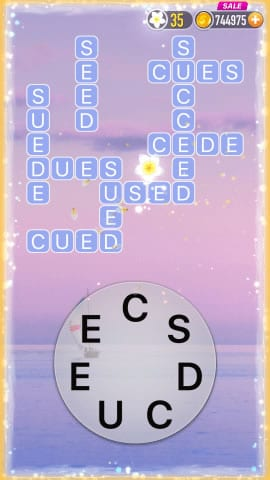 Word Crossy Level 728 Answers