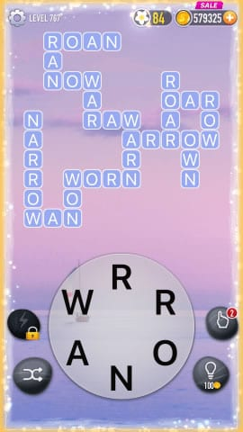 Word Crossy Level 767 Answers