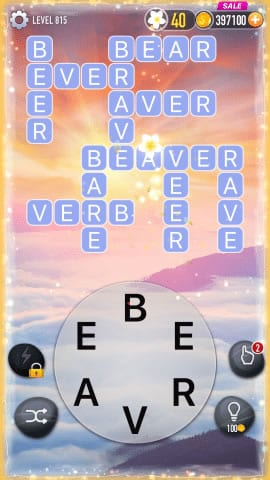 Word Crossy Level 815 Answers