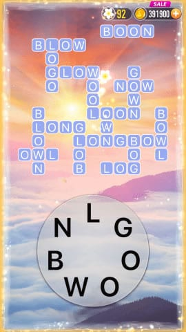 Word Crossy Level 816 Answers