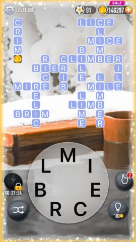 Word Crossy Level 936 Answers