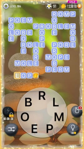Word Crossy Level 964 Answers