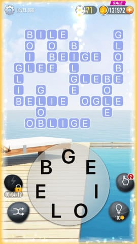Word Crossy Level 968 Answers