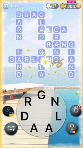 Word Crossy Level 972 Answers