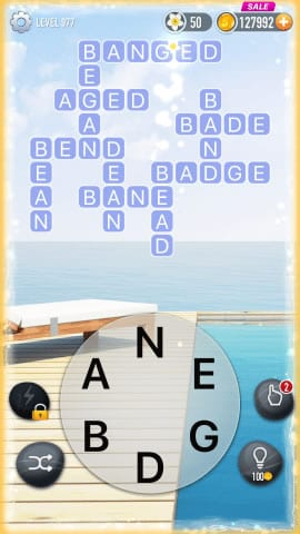 Word Crossy Level 977 Answers