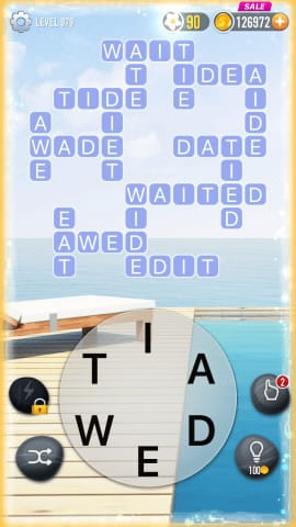 Word Crossy Level 979 Answers