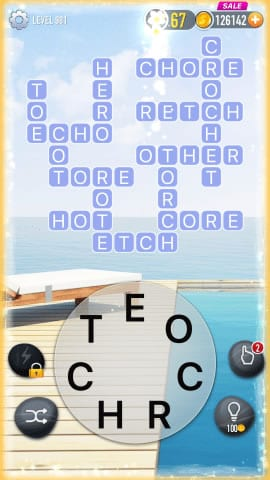 Word Crossy Level 981 Answers