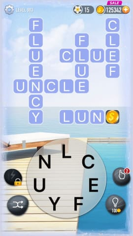 Word Crossy Level 983 Answers